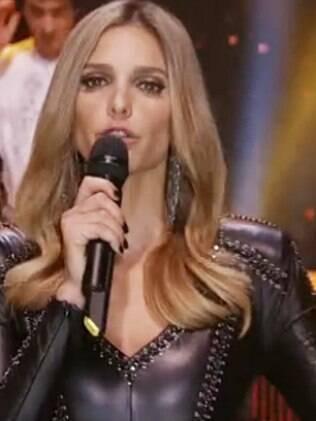 Fernanda Lima no comando do 'SuperStar'