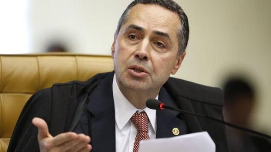 Presidente do Tribunal Superior Eleitoral (TSE), ministro Luís Roberto Barroso