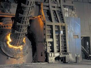 Aço produzido na China é muito mais competitivo que o brasileiro