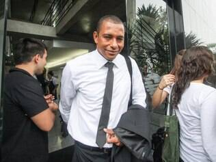 Gilberto Silva tem 37 anos e retornou ao Atlético em dezembro de 2012