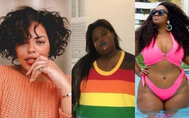 Conheça influenciadoras negras e gordas para você seguir e se inspirar