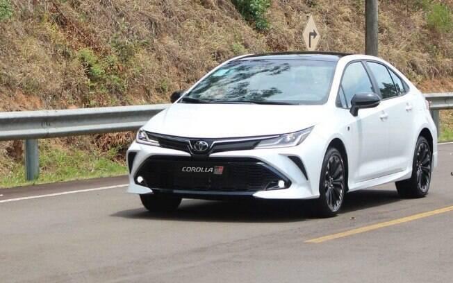 Toyota Corolla GR-S 2021: versão com apelo esportivo vem com suspensão recalibrada entre as novidades
