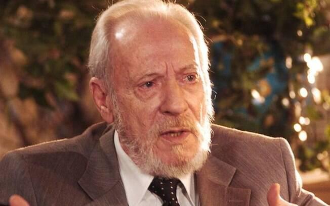 O ator Henrique César faleceu no dia 9 de janeiro
