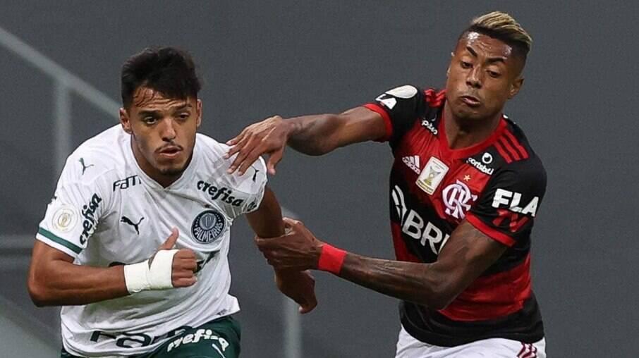 Flamengo x Palmeiras é o grande jogo do dia