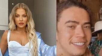 Luísa Sonza deixa de seguir ex e desabafa: Nunca traí ninguém