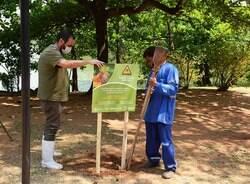 Após mortes por febre maculosa, parques recebem placas de alerta