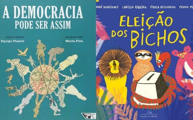 Livros e conteúdos audiovisuais são recursos que ajudam a responder a questão de como falar de política com as crianças