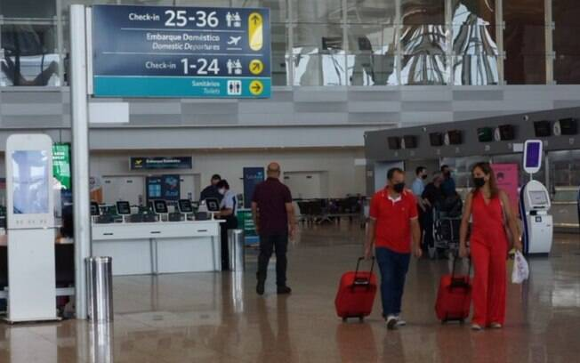 Movimentação de passageiros em Viracopos cresce 42,54% no 1º semestre