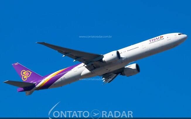 Thai Airways planeja comprar 30 aeronaves até 2025