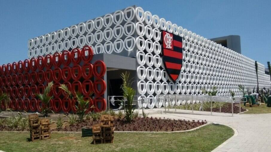 Ninho do Urubu, centro de treinamento do Flamengo no Rio de Janeiro