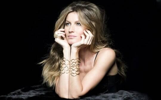 Gisele Bündchen estrela mais uma campanha de marca de joias - Home - iG
