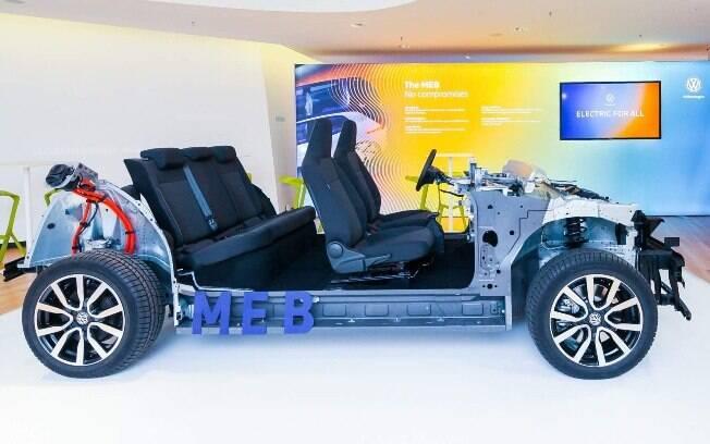 Tecnologia é pensada para fazer o melhor Volkswagen elétrico possível em cada um dos segmentos, a um custo acessível