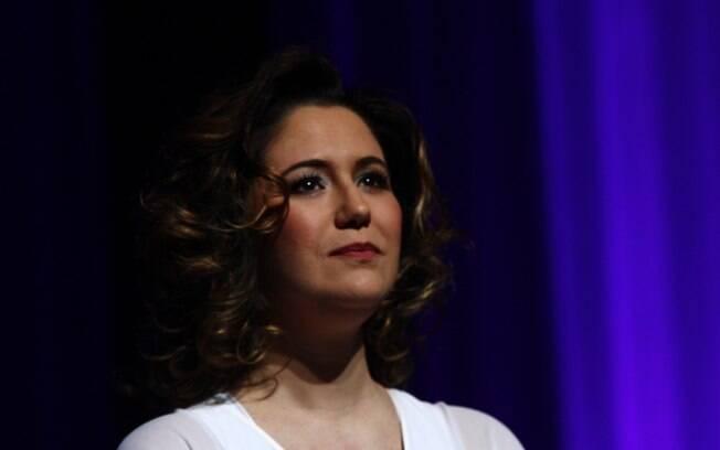 Maria Rita volta aos palcos após licença-maternidade