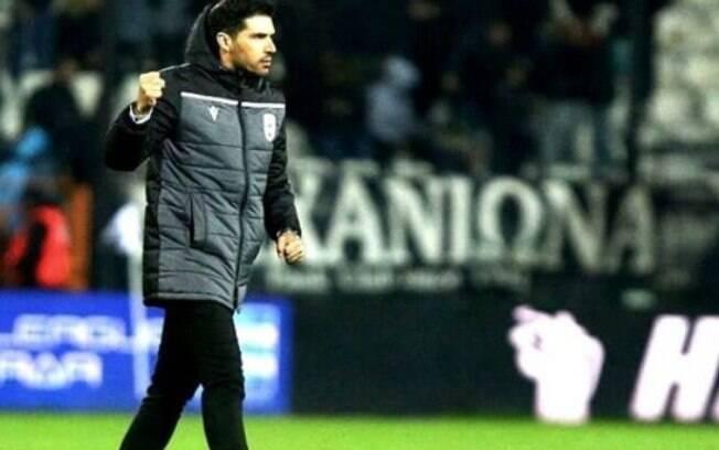 Abel Ferreira está na mira do Palmeiras