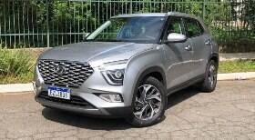 Novo Hyundai Creta 1.0 Turbo quer voltar a ser líder no terreno dos SUVs