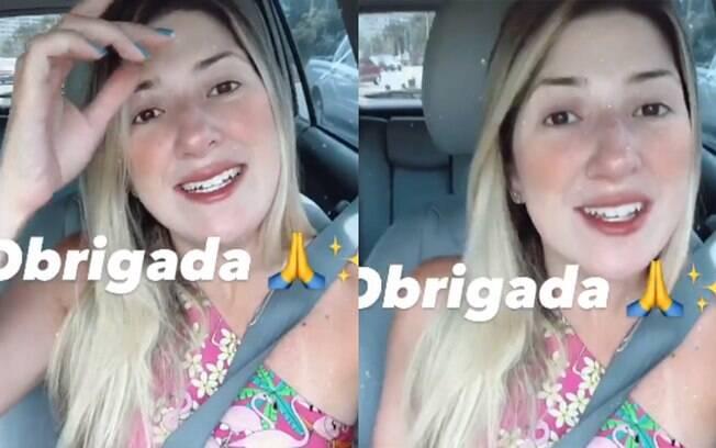 Dani Calabresa grava novo programa na Globo