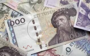 Dinheiro pode sair de circulação na Suécia até 2030