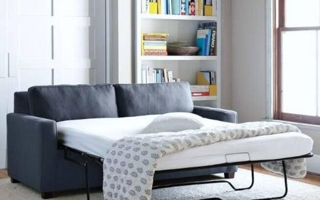 Vers til sof cama boa op o at para quarto de for Sofa que vira beliche