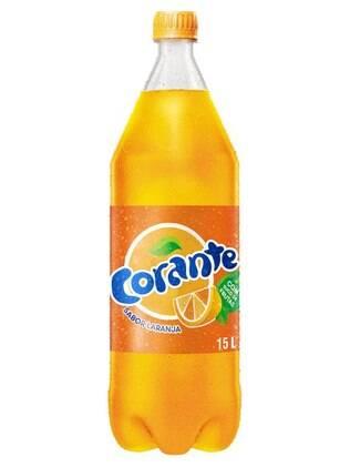 Refrigerante de laranja = Gordura