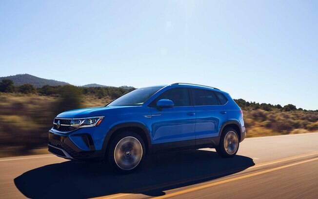 VW Taos será feito na Argentina para abastecer todo o mercado da América Latina e Caribe