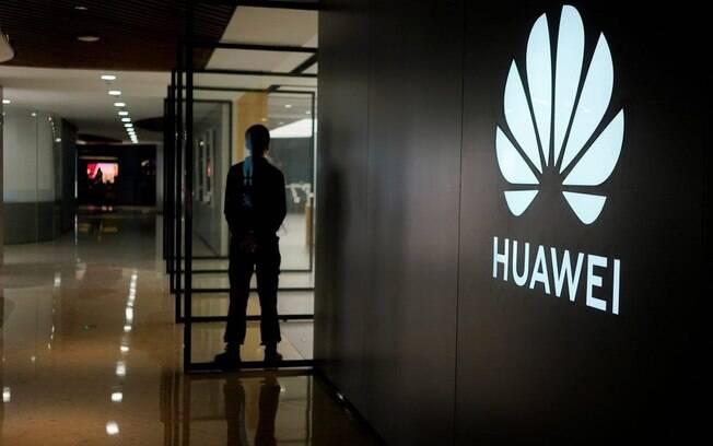 Escritório da Huawei na China