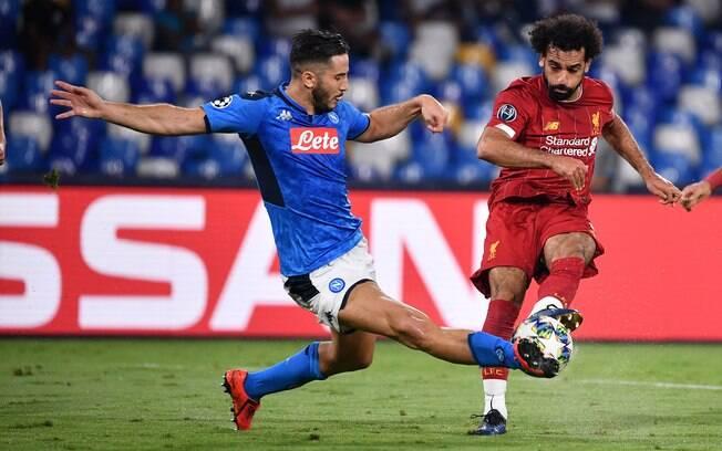 Napoli x Liverpool