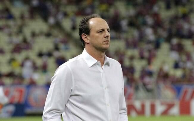 Rogério Ceni deixa o Fortaleza e será o novo treinador do Cruzeiro