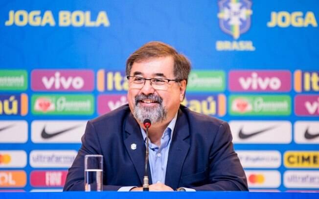 Marco Aurélio Cunha cogita concorrer à presidência do São Paulo
