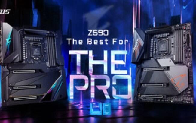 As Placas-Mãe GIGABYTE série Z590 Impulsionam as Vendas em Meio ao Lançamento da Nova Linha de Processadores Intel