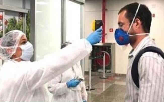 A norma atende a recomendação da Anvisa por causa da pandemia do novo coronavírus