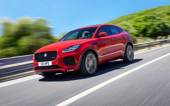 Jaguar E-Pace: SUV mais em conta da marca inglesa briga com rivais de peso no mercado