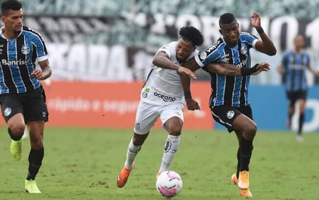 Santos x Grêmio vale vaga na semifinal da Libertadores