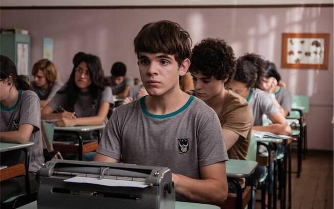 'Hoje Eu Quero Voltar Sozinho' mostra o adolescente cego Leonardo (Guilherme Lobo) se descobrindo gay