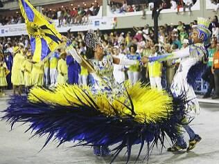 Escolas garantem carnaval exuberante