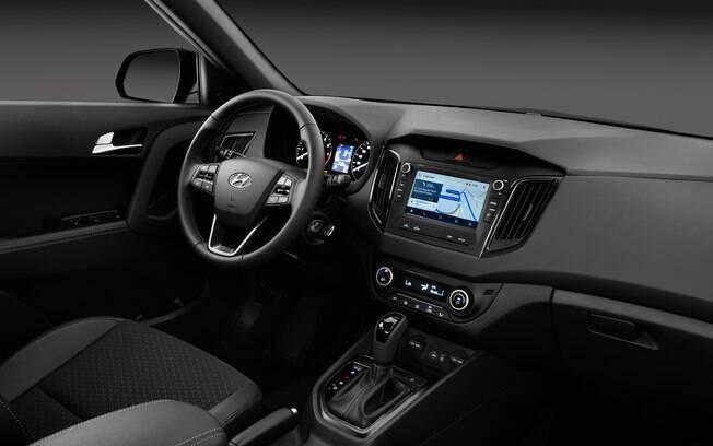 Hyundai Creta Sport: compatibilidade com Android Auto e Apple CarPlay está entre os destaques