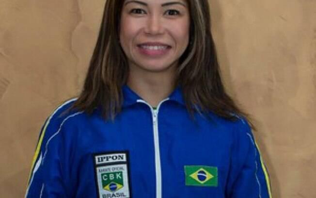 Valéria Kumizaki conquista, no Caratê, a medalha de ouro de número 51 para o Brasil no Pan 2019