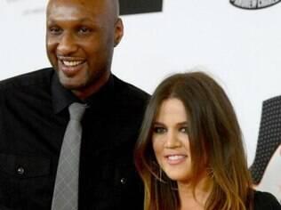 Khloé Kardashian pediu a separação após Lamar Odom se recusar a ser internado em clínica de reabilitação