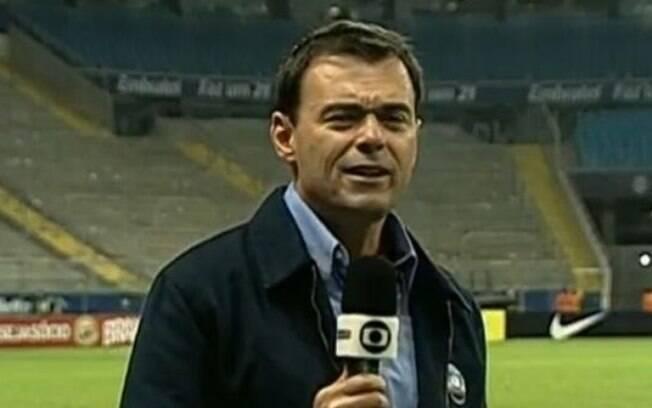 Repórter passa vergonha em transmissão ao vivo