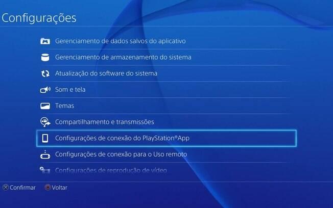 Área de configurações do PlayStation 4 oferece uma série de recursos pouco conhecidos pelos usuários