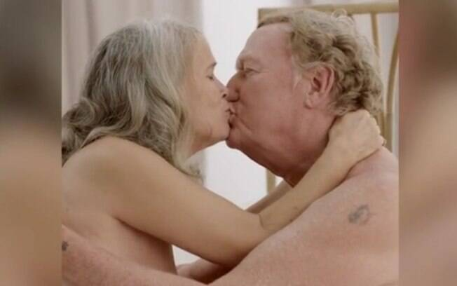 John Campbell e Annie Campbell quiseram mostrar que o sexo na terceira idade pode fazer parte da vida do casal