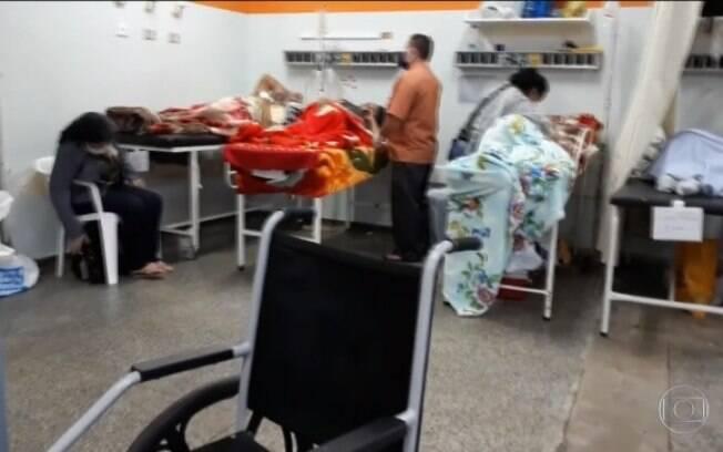 A situação no Hospital Pronto Socorro João Lúcio é alarmante
