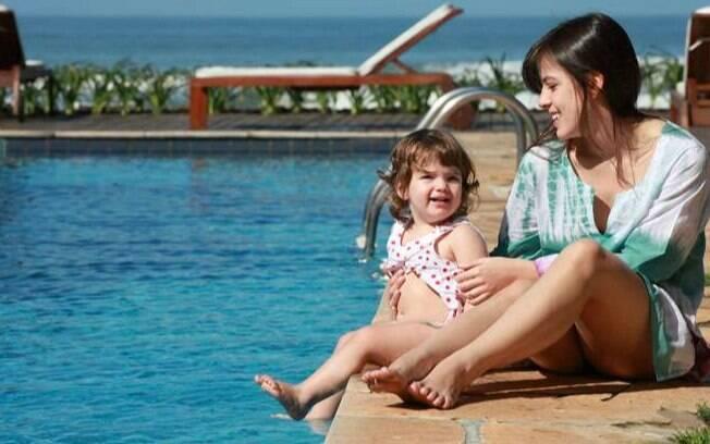 O Juquehy Praia Hotel é o lugar ideal para se hospedar com a criançada nas férias