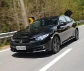 Honda Civic Sport: andamos na versão mais divertida