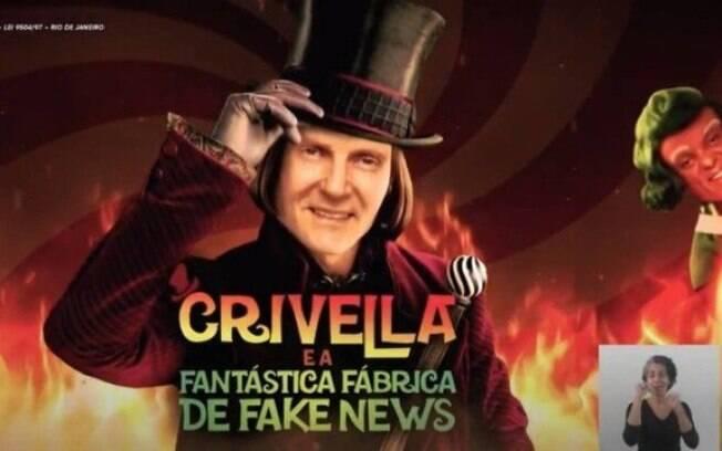 Campanha de Eduardo Paes acusa Crivella de espalhar fake news