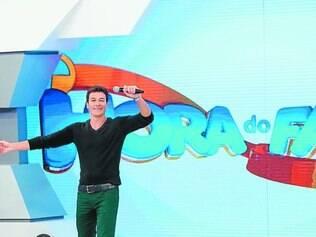Posto alto. Desde 2008, Rodrigo Faro está à frente de um programa de auditório de longa duração