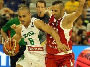 Alex (foto) foi o cestinha da seleção brasileira na Copa do Mundo de basquete