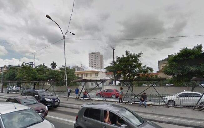 Homem foi eletrocutado na Avenida Rio Branco