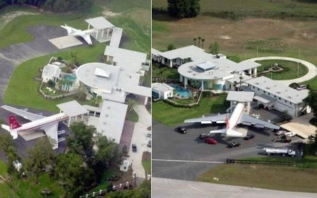 Além do jatinho Gulfstream G-2, John Travolta e Kelly Preston têm um Boeing 707