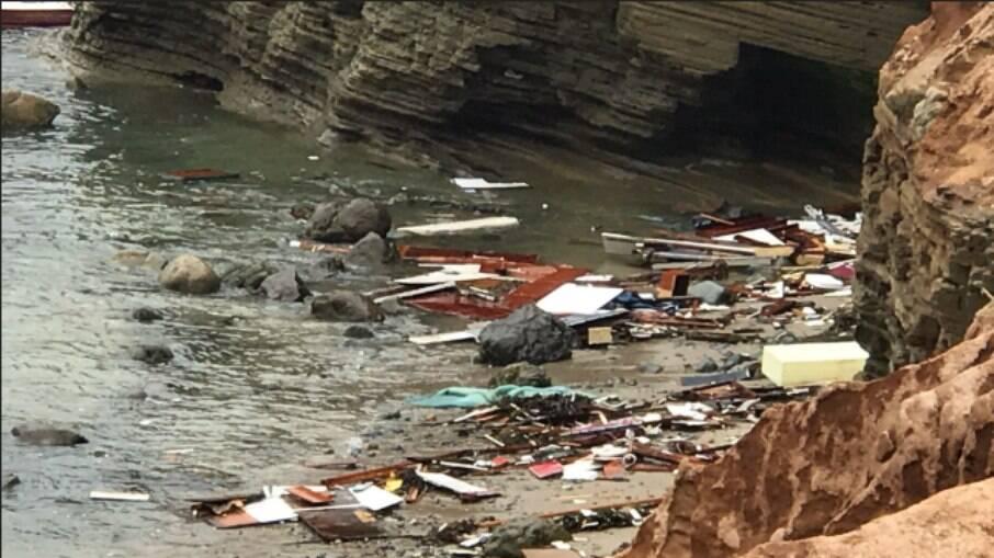 EUA: Quatro pessoas morrem em naufrágio na Califórnia