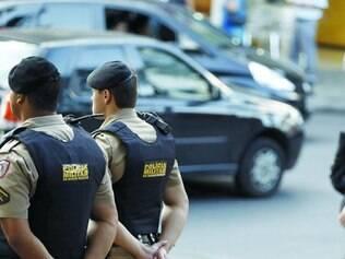 Nas ruas. Polícia Militar não informou quantos policiais, no geral, vão trabalhar na operação de Natal
